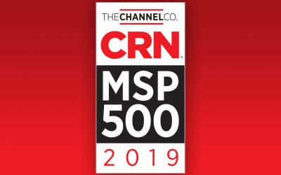 InCare ranked in CRN's 2019 MSP 500