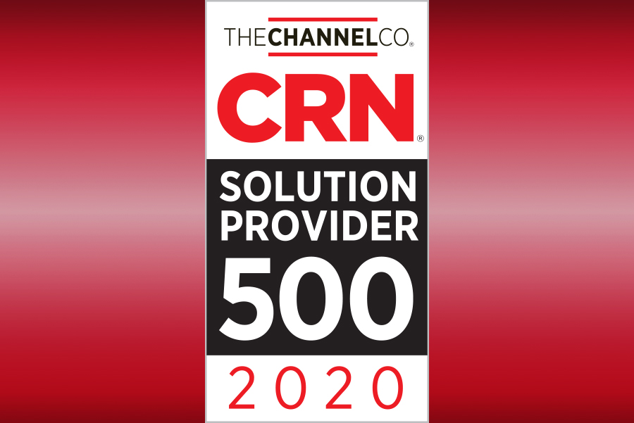InCare Technologies named to the 2020 Solution Provider 500 by CRN