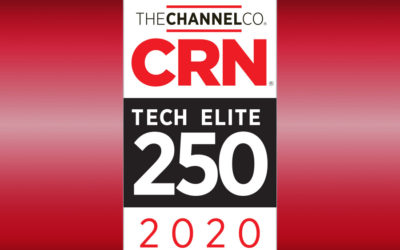 InCare Technologies named to the 2020 Tech Elite 250 by CRN