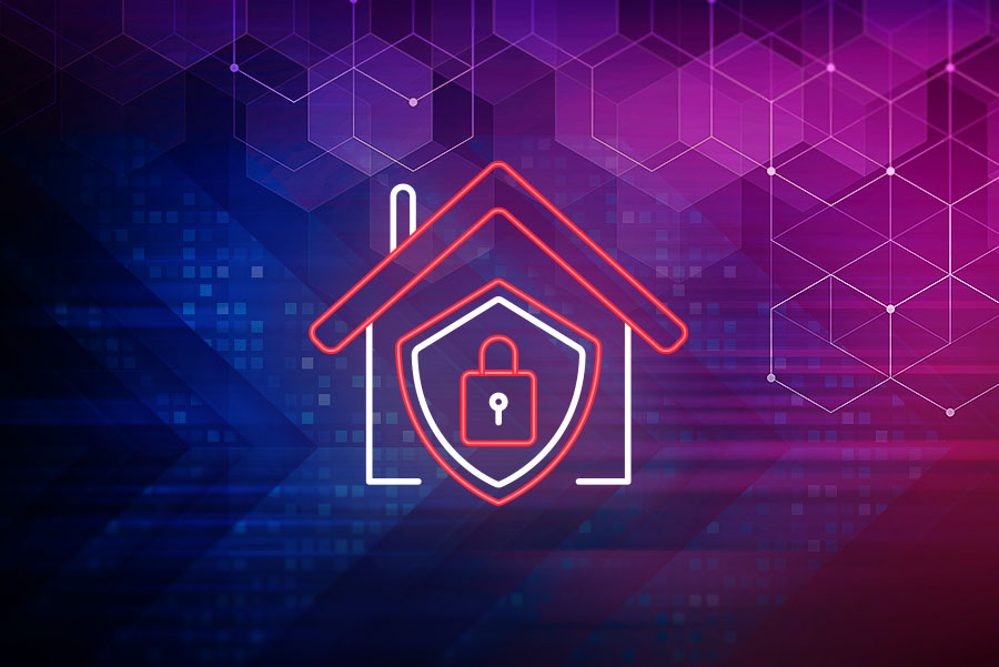 Cybersecurity for the home
